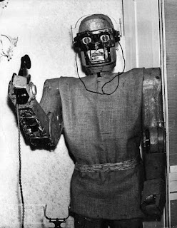 Phone-Answering Robot