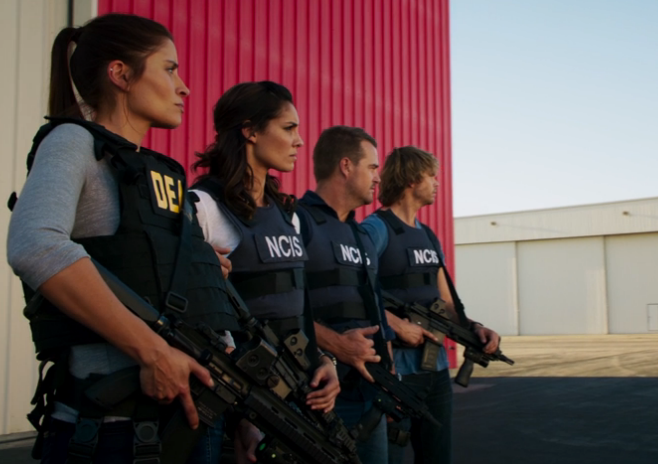 Ncis Los Angeles The Long Goodbye Review Quot Fun