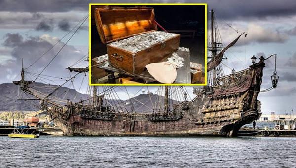 Βίντεο: 5 απίστευτες ανακαλύψεις θησαυρών πειρατών