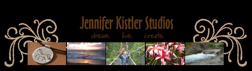 Jennifer Kistler Studios art & life