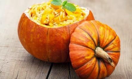 10 Fun & Festive Thanksgiving Recipes - pumpkin - Halloween