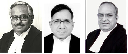 Justice R.V. Raveendran, Justice H.L. Gokhale and Justice A.K. Patnaik:  Coram of the Suraj Lamp & Industries Pvt. Ltd. Vs. State of Haryana & Anr.