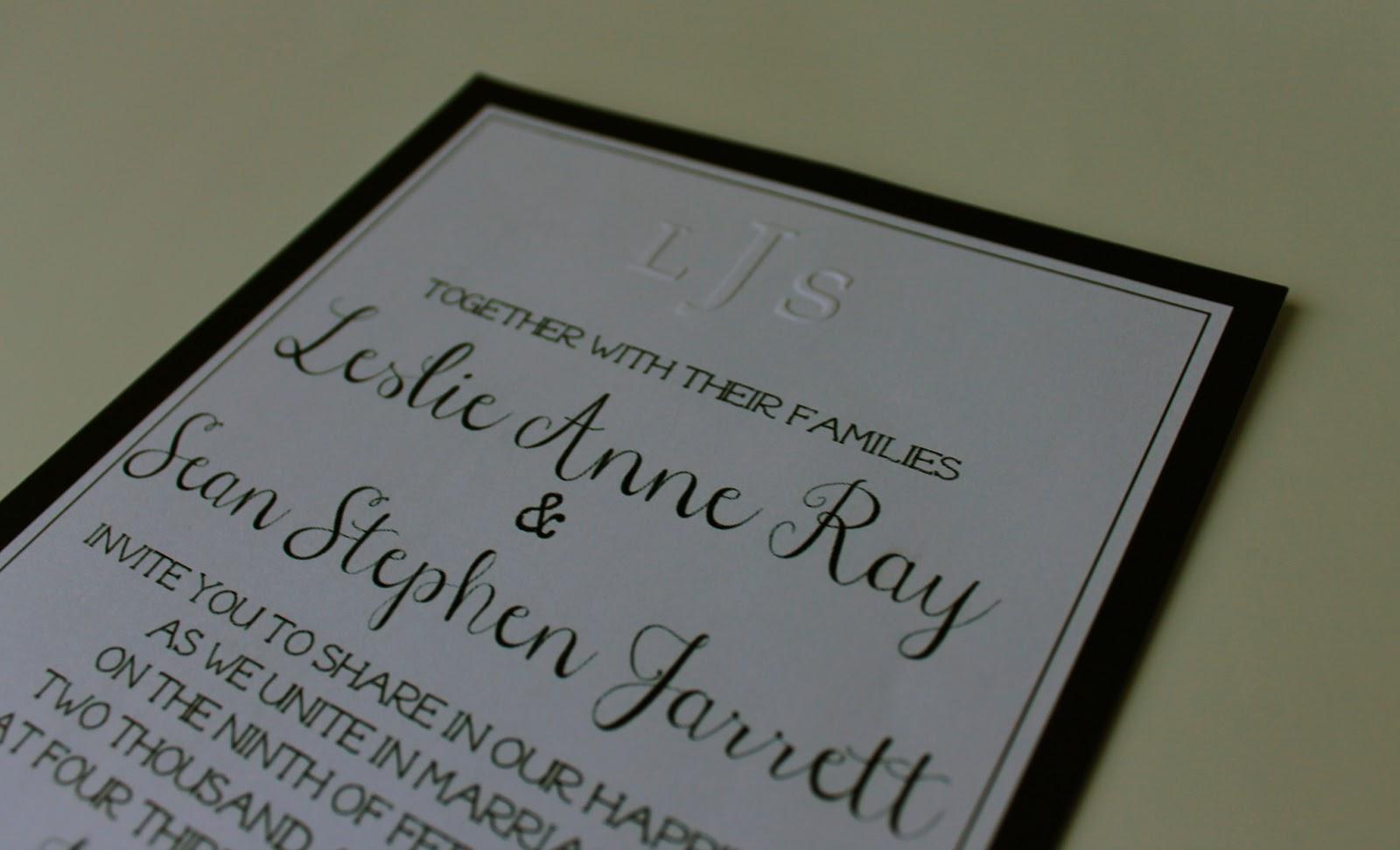 Wonderfully made diy wedding invitations diy wedding invitations monicamarmolfo Gallery