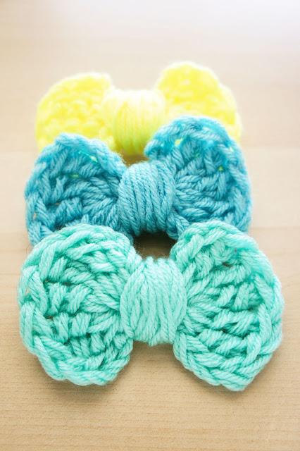 DIY Tutorial: Cómo hacer un lazo tejido a Crochet