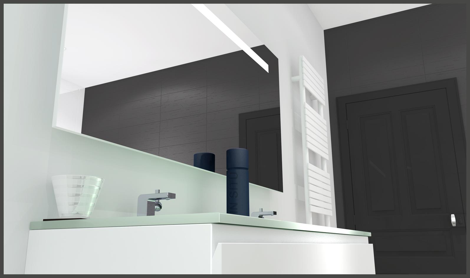 Conception 3d salle de bain akom design - Conception salle de bain 3d ...
