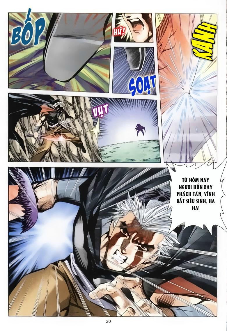 Kiếm Hồn - Sword Soul chap 61 - Trang 18