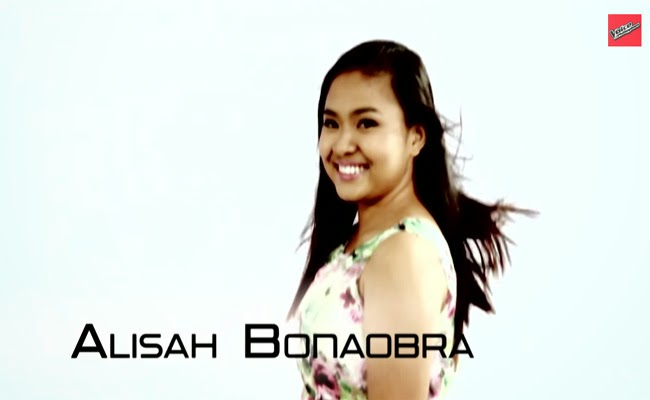 Team Apl: Alisah Bonaobra Performance and Story The Voice of the Philippines Season 2 February 14 2015