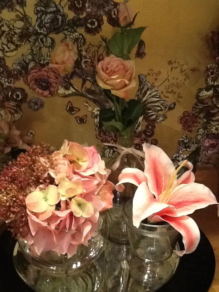 Centros de flores- Ruiz de Ocenda