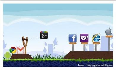 Facebook Vs Google Plus Funny 4
