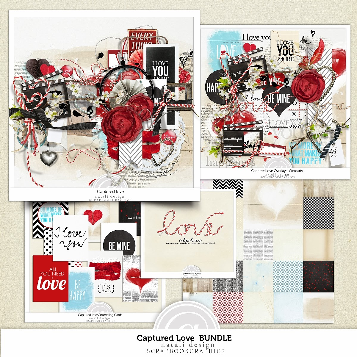 http://shop.scrapbookgraphics.com/Captured-Love-Bundle.html