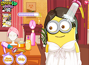 Minion Wedding Hairstyles