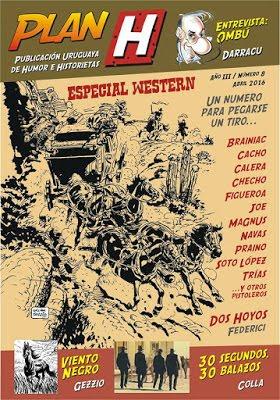 Revista PLAN H nºs 01-12 + Especial Western