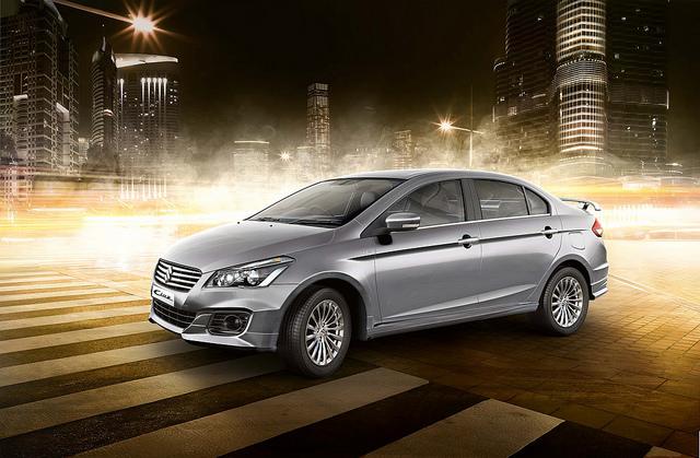 Maruti-Ciaz-RS மாருதி சியாஸ் RS விற்பனைக்கு வந்தது