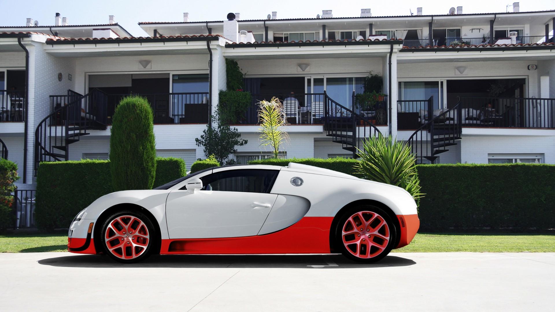 Bugatti-Veyron-Grand-Sport-Vitesse-Blanco-y-Rojo_Fondos-de-Pantalla-de-Carros-Bugatti Remarkable Bugatti Veyron Grand Sport Vitesse Informacion Cars Trend