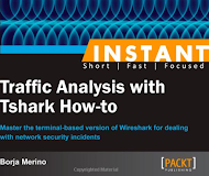 Book: Traffic Analysis with Tshark