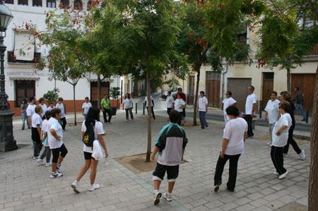 La Ruta Sana de Xàtiva continua en Semana Santa y Pascua
