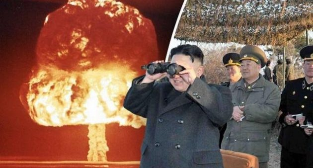 Σεισμός 6,3 Ρίχτερ στη Βόρεια Κορέα από «έκρηξη» – Υποψίες για πυρηνική δοκιμή