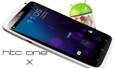 Update HTC One X to Android 4.1 Jelly Bean [ Unofficially ] ROM