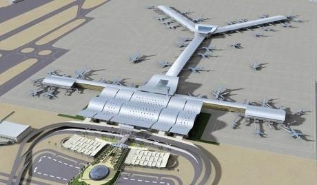 فندق متحرك بالمطار يستقبل الركاب عند سلم الطائرة نادي خبراء المال