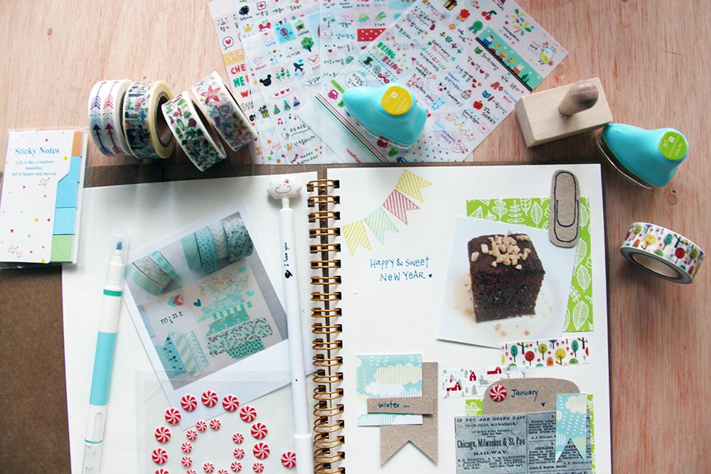 Little hannah imprescindibles para crear tu propio lbum - Decorar album de fotos ...