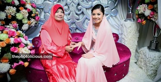 Gambar Pertunangan Shahrizal Jaszle Dan Redzwani Puteri