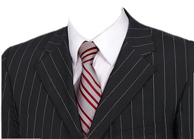 Male Suit for Photoshop Costumes (PSD) 5