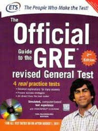ETS Official Guide to the GRE 2nd Edition
