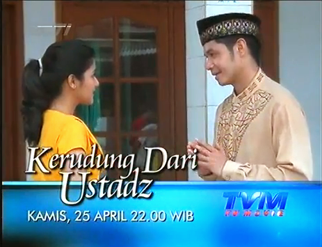 TVM RCTI Kerudung Dari Ustadz