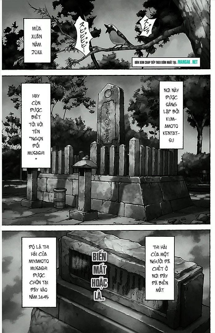 Baki Dou chap 5 Trang 1 - Mangak.info
