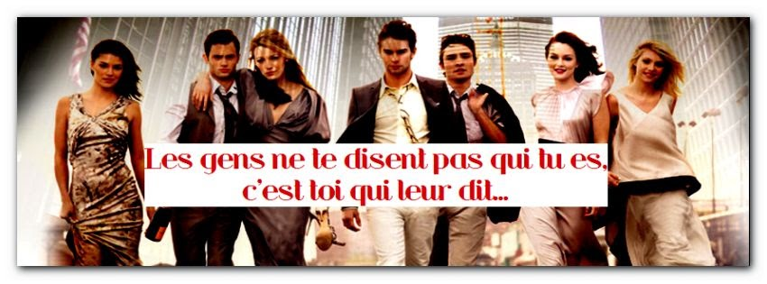 Une citation d'amitié gossip girl
