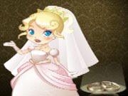 Juego de vestir bodas