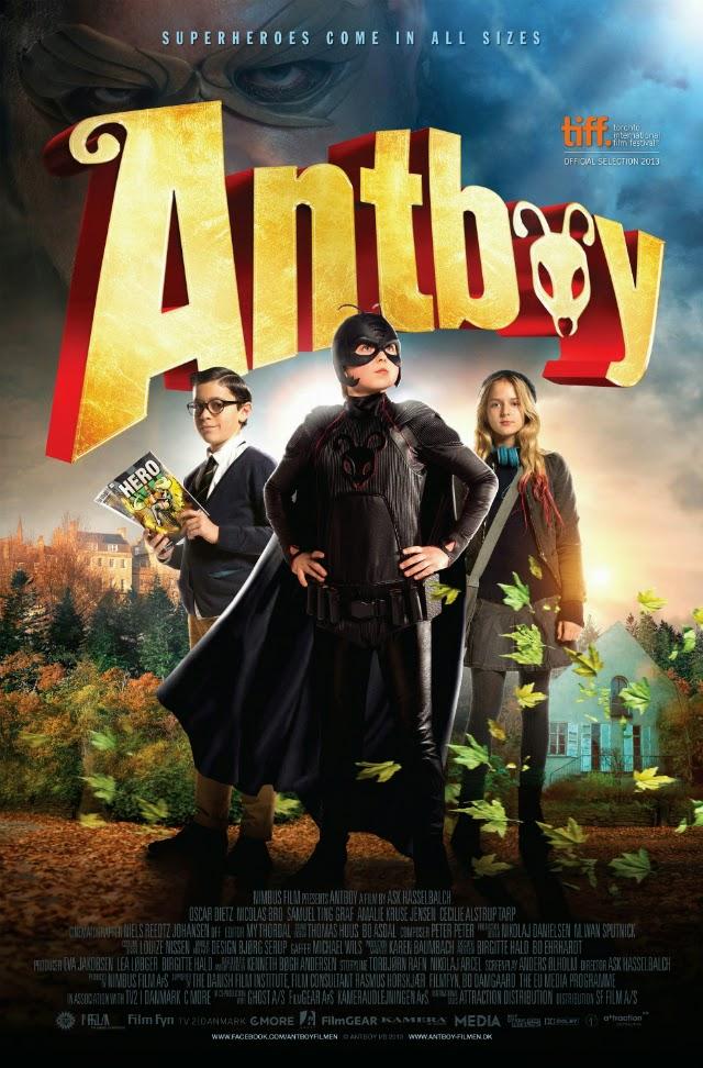 Antboy - El pequeño gran superhéroe - Solo Full Películas