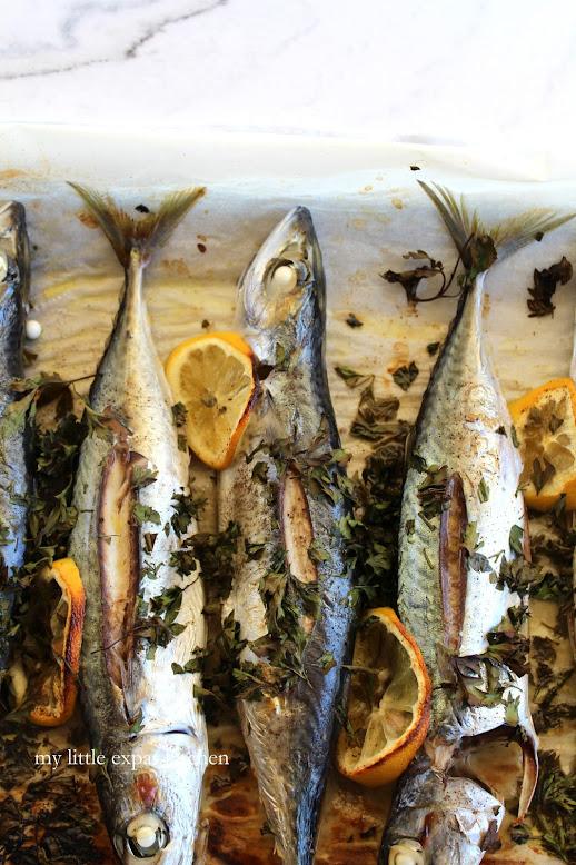 My Little Expat Kitchen: Fish