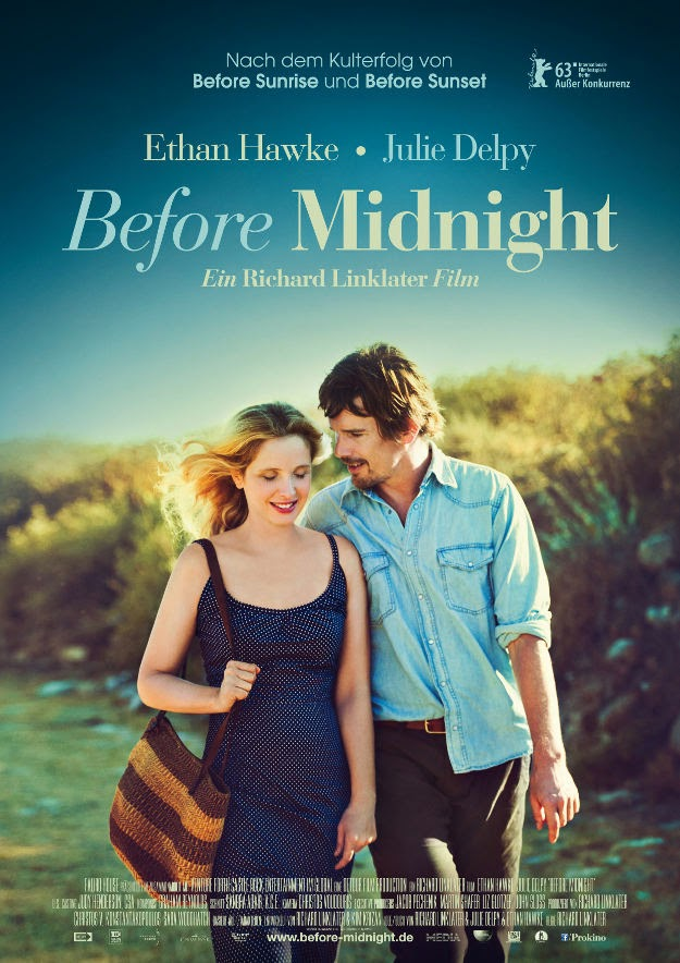 Afiche Before Midnight