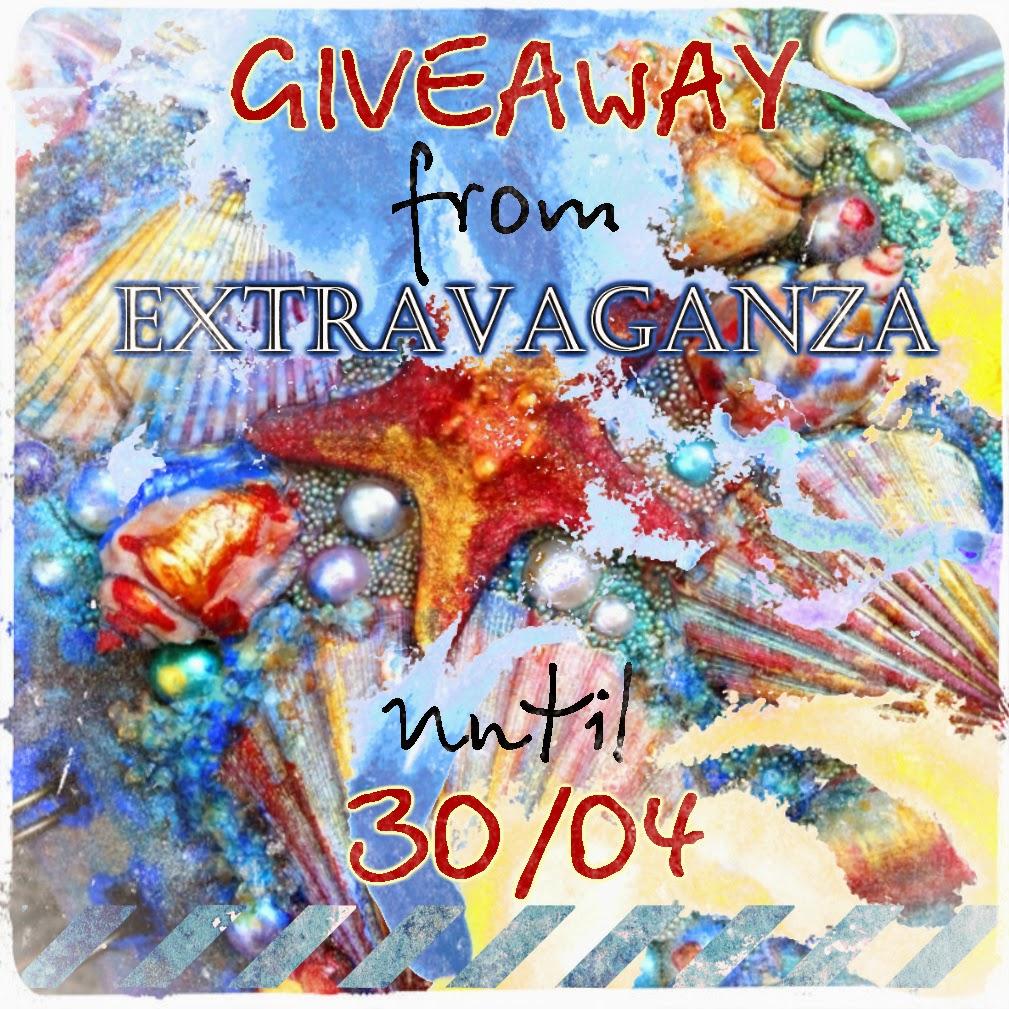extravaganza sea giveaway до 30 апреля