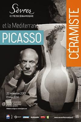 Picasso Céramiste et la Méditerannée