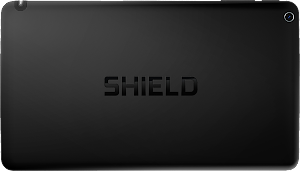 NVIDIA SHIELD rear