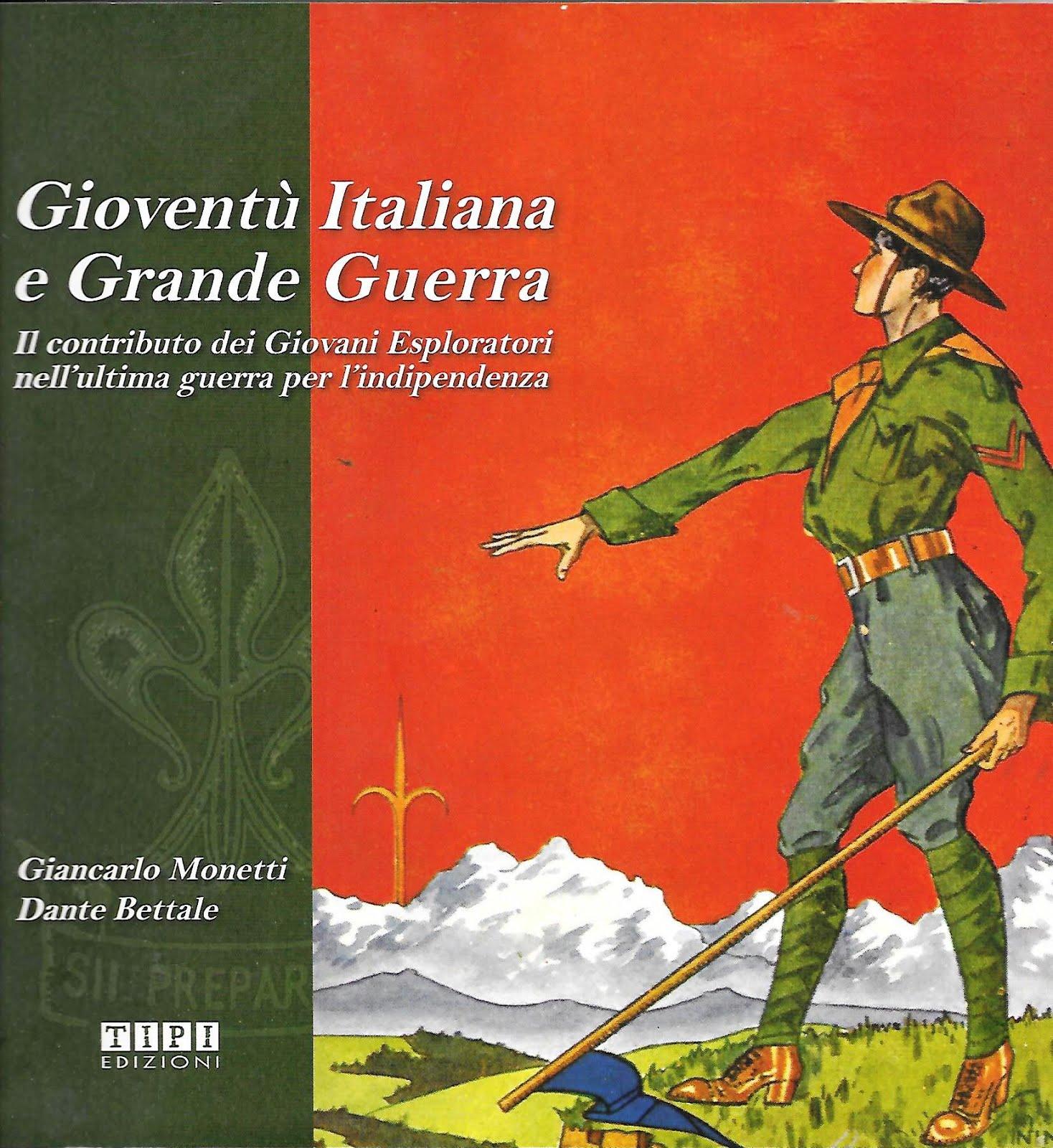 Ricerca Scout. Un volume dedicato allo scautismo nella Grande Guerra sca