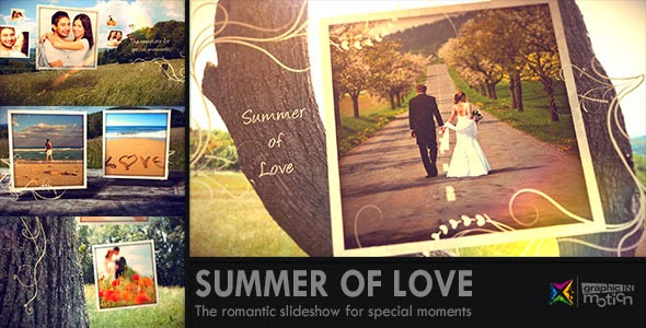 VideoHive Summer of Love