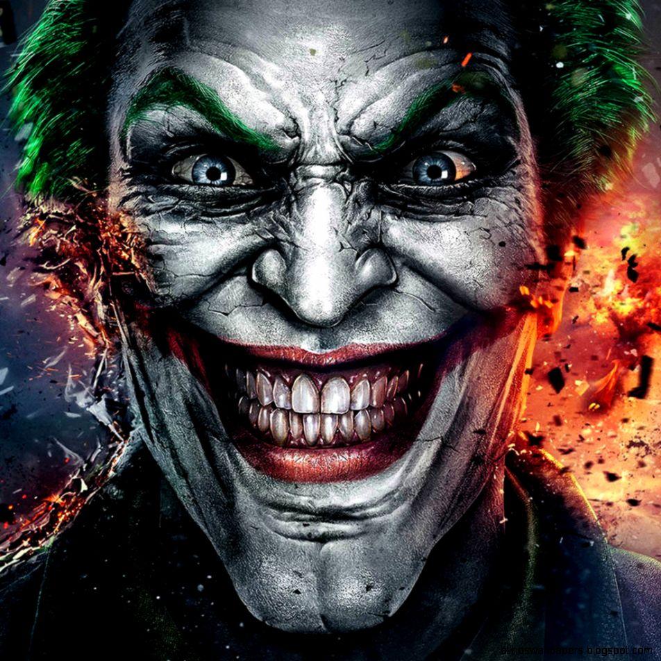 Joker Zombie Wallpaper