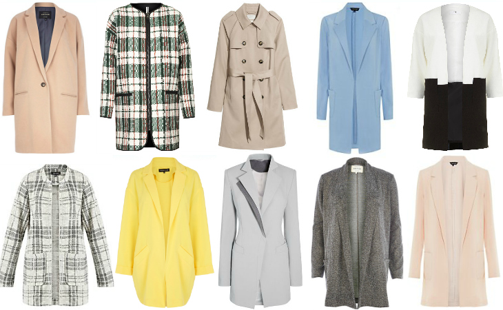 Love From Lisa Transitional Pieces: Lightweight Jackets