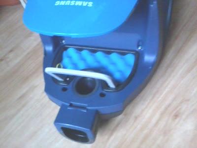 Samsung SC4740 фильтр защиты двигателя фото