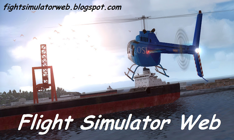 Flight Simulator Web