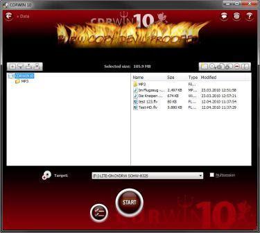 CDRWIN 10 Full Serial Crack | MASTERkreatif