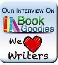My Interview on Book Goodies