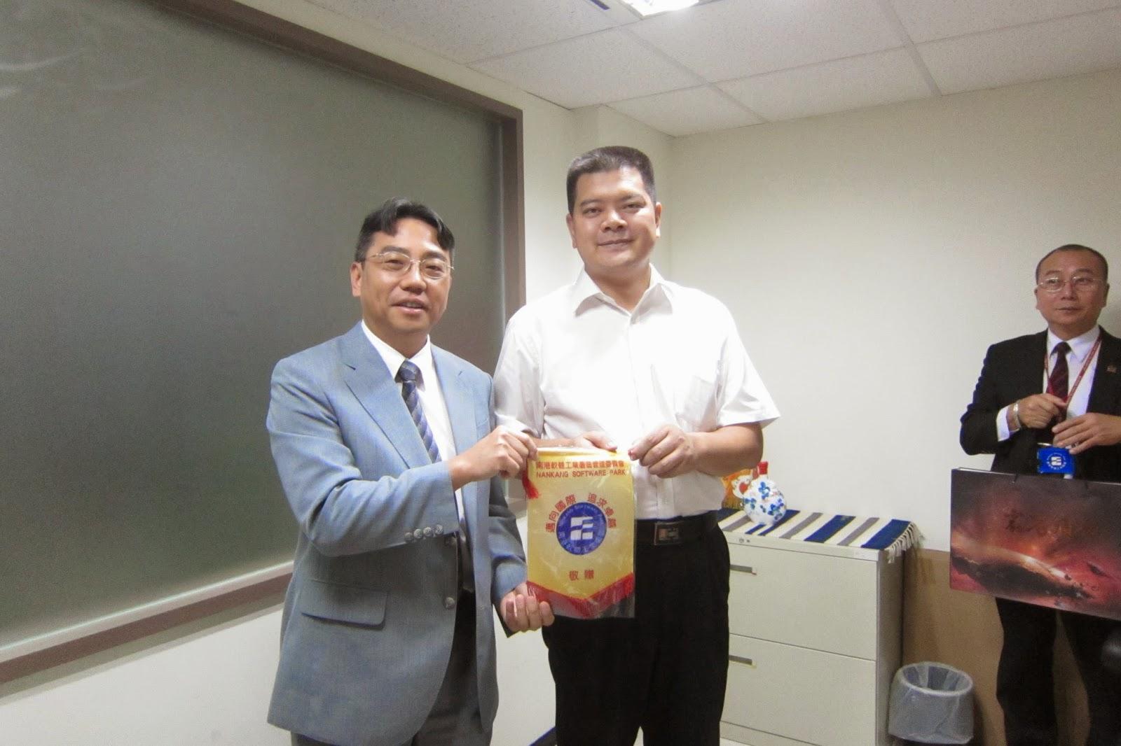 湖南生技醫材訪問團