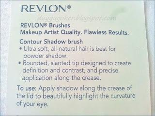 Revlon Gölge Fırçası