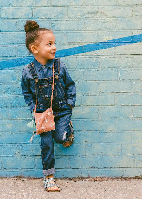 Total look denim #scoutfashion #ministyle #modaniña