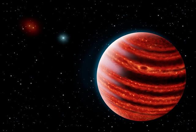 Astronom Temukan 'Jupiter Muda' Lewat Pencitraan Langsung
