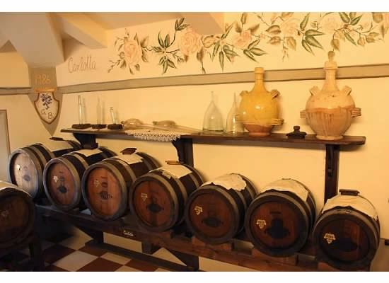 Carlotta tradtional balsamic vinegar Acetaia di Giorgio